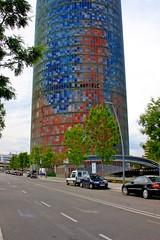 Barcelona  216 (infliximab) Tags: barcelona spain torreagbar