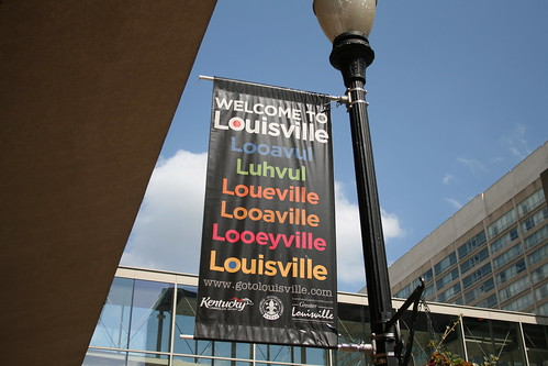 Louisville: one freaking cool town