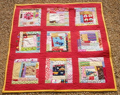Liam's Quilt Finished 3