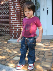 Jasper in True Religion Joey Big T Jeans