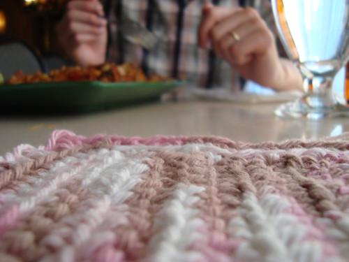 crochet up