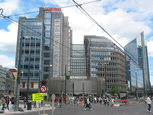 Buildings of Oslo