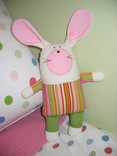 Hazel's bunny