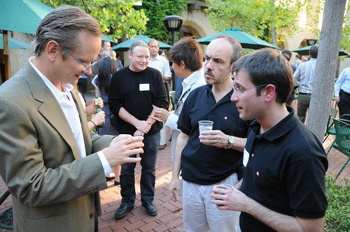 Lawrence Lessig, Juan and Javier