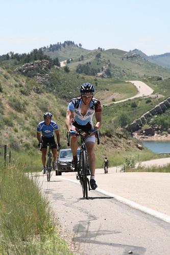 Ryan Rides The Dams