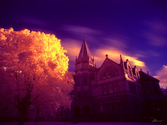 fairy tale (paul bica) Tags: pictures trees sunset sky toronto hot color colour building art colors beautiful beauty fairytale clouds digital photoshop ir outdoors photography photo yahoo google amazing graphics pix exposure flickr colours image photos pages pics top dream picture pic images best collection photograph chapeau dreams clipart infrared imagination thumb sensational thumbnails sos msn flikr soe brilliant flick dex flicker screensavers platinumphoto impressedbeauty aplusphoto overtheexcellence theperfectphotographer goldstaraward theenchantedcarousel goldenheartaward dexxus