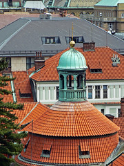 q1080228 (oursin (Jean-Marc)) Tags: prague toits