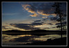 Sunset (Jom Manilat) Tags: sunset june sweden lapland norrland aficionados norrbotten storavan aficinonados