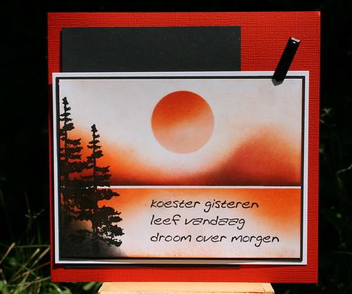 orange sentiment