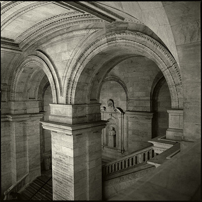 Photo of NY Grand Staircase Taken by Flickr Profile T.SC