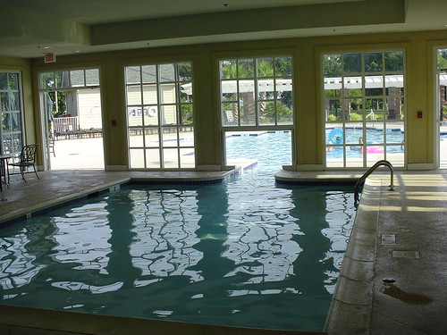Pool at the Owners' Club