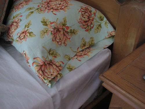 New pillowcases
