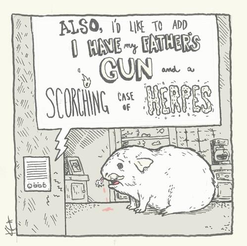Guinea Pig Theatre: Ferris Buehler's Day Off