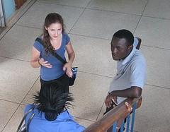 David Kaunda 111 (LearnServe International) Tags: travel school education ellie international learning service yaya zambia cie learnserve lsz08 bystacy davidkaunda