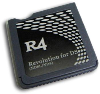 [VENDO] Cartuchos R4 Revolution para Nintendo DS -- 100% ORIGINALES!!!