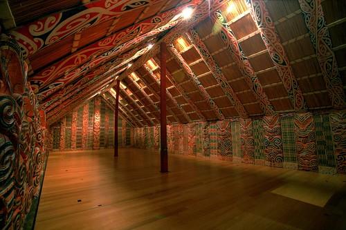 Maori Hall