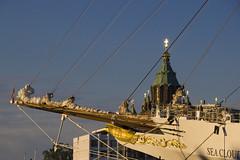 Typically Understated (Lapsus) Tags: finland gold golden helsinki ship cathedral tallship sailingship uspenski seacloudii
