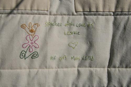 PIF gifts May 2008