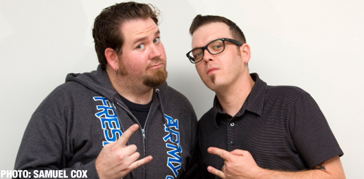 Bowling For Soup Interview