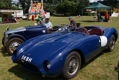 Buckler Cars #