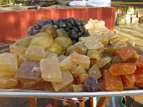 crystallized fruit