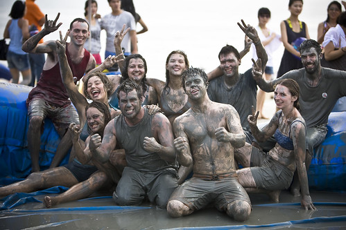 Boryeong Mud Festival Openning 1st day