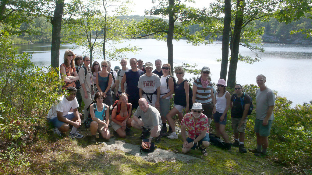 Hiking clubs in nj