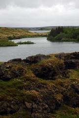 lake myvatn (Tania & Artur) Tags: travel iceland myvatn hofdi