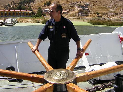 Captain of the Yavarí