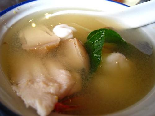 Tom Yam Talay - Tom Yam Seafood Soup
