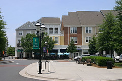 new urbanism comes to Huntersville, NC (by: Brian Leon, creative commons license)