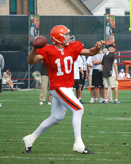 125 (skiereast64) Tags: football cleveland nfl clevelandbrowns trainingcamp bradyquinn brownstrainingcamp2008