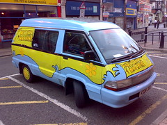 Toyota Mystery Machine