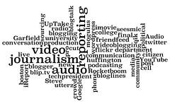 JO540 Multimedia Journalism Words