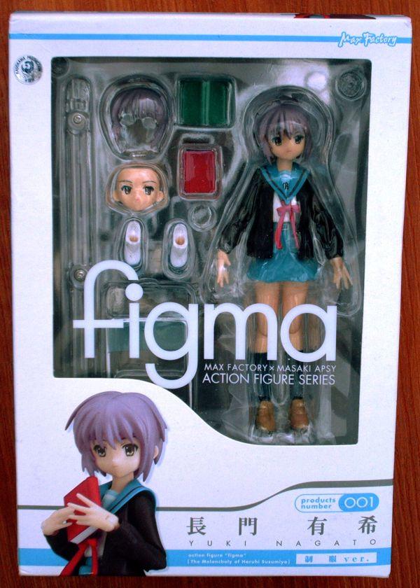 Comic-Con loot 4 - yuki figma