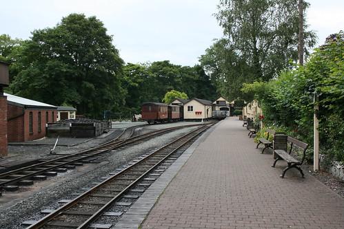 Llanfair station