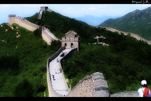 Gran Muralla China por Miguel J.R..