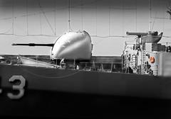 Warship (Flawka) Tags: gun h