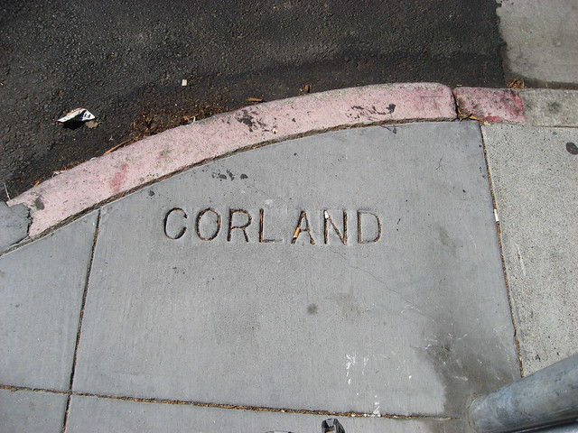 """Corland"" (Cortland) and Wool"