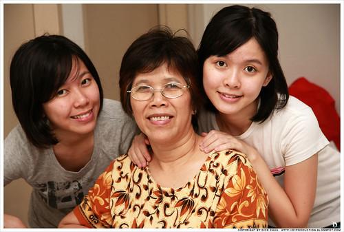 Xiang's family