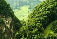 view from Mt. Pilatus, Lucerne, Switzerland (shaferlens) Tags: green switzerland luzern lucerne