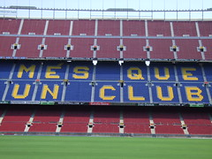 Barça: mes que un club