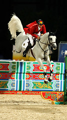 Marco Kutscher (radius.flickr) Tags: show china germany is team jumping beijing competition hong kong marco olympics 2008 70200 equestrian racecourse f4 shatin showjumping kutscher 40d cornot obolensky