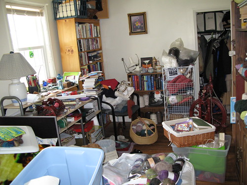 Craft Room... Before