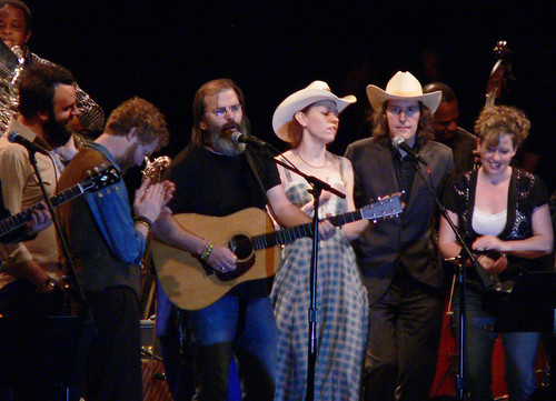 Levon Helm Band w/Glen Hansard, Steve Earle, Gillian Welch, David Rawlings