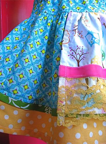 Tiled Primrose skirt