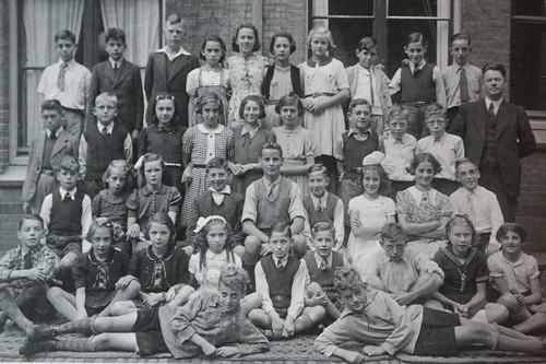 Oost - Joodse Schoolkinderen