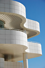 Getty Center, LA (ConstantineD) Tags: california ca architecture design la losangeles nikon d70s richardmeier gettycenter meier lpcorners lpcurves lpfuturistic lpmodern