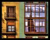 Reflexes del mudèjar (Salva Mira) Tags: plaza square balcony zaragoza oldtown balcón plazadeespaña plaça cubism mudéjar cascoantiguo aragón balcó calatayud plaçadespanya cascantic mywinners mudèjar salvamira