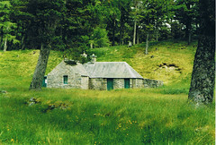 Lone bothy (Altass) Tags: scotland lone sutherland doss bothy arkle